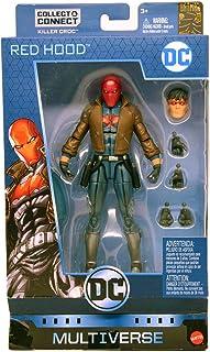 マテル DCコミックス マルチバース 6インチ アクションフィギュア キラークロックシリーズ レッドフード (ジェイソン・トッド) / MATTEL 2019 DC COMICS MULTIVERSE 6inch Action figure K...