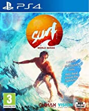 Surf World Series PlayStation 4 by Wizard Work