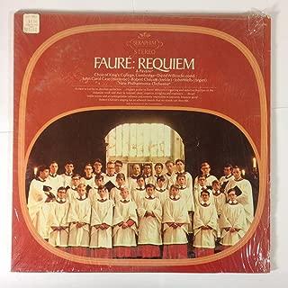 Faure: Requiem & Pavane