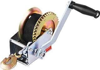 X-BULL 1200LBS Hand/Manual Winch Strap
