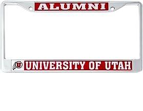 University of South Carolina Alumni License Plate Frame Scotty Gear Fraternity /& Sorority Products