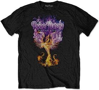 DEEP PURPLE ディープパープル - PHOENIX RISING/Tシャツ/メンズ 【公式/オフィシャル】