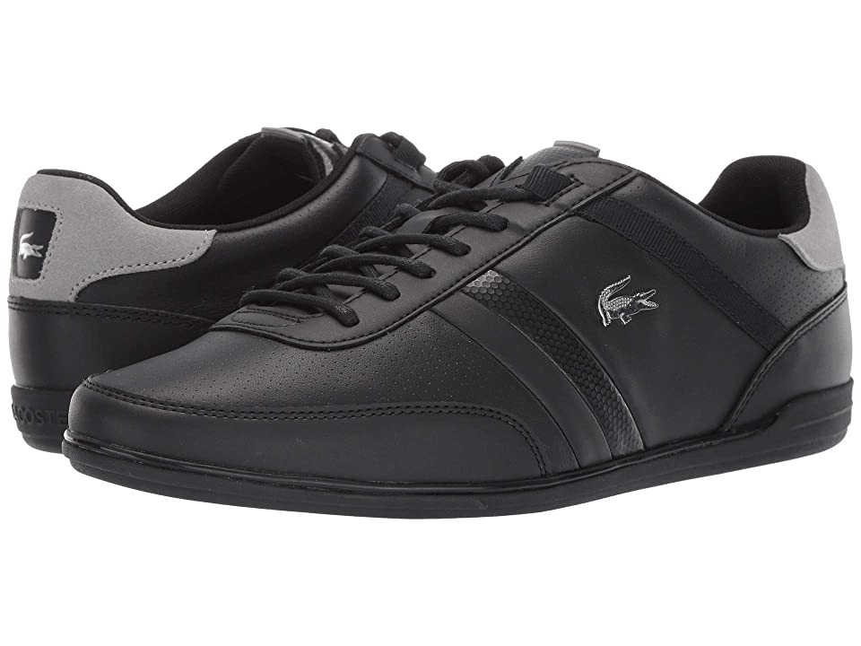 Lacoste Giron 119 1 U CMA (Black/Grey) Men