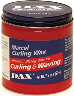 Dax Marcel Curling Wax 7.5 oz. (Pack of 2)