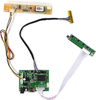 VSDISPLAY HDMI LCD Controller Board work for 14.1 15.4 LTN141AT01 LTN154X3 1280x800 1CCFL 30Pin LCD Panel
