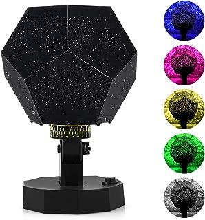 Sunnec Night Light Cosmos Star Projector Star Projector Star Lights Projector Night Light Constellation Planetarium Projector Star Lights for Bedroom