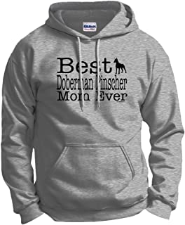 Best Dog Lover Gift Best Doberman Pinscher Mom Ever Hoodie Sweatshirt Review