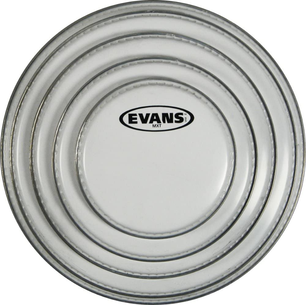 Evans MX White Tulsa Mall Marching Drumhead Tenor Inch New product type 14