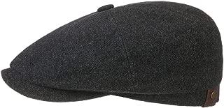 Stetson Hatteras Wool Cashmere Flat Cap