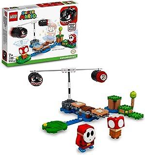 LEGO Super Mario 71366 Ostrzał Boomer Billów — zestaw dodatkowy (132 elementy)