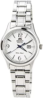 Orient NR1Q005W Women's Charlene White Dial Stainless Steel Automatic Watch