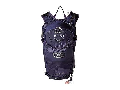 Osprey Salida 8 (Violet Pedals) Backpack Bags