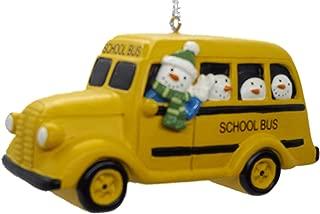 Best school bus driver christmas ornaments Reviews