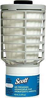 Scott Essential Air Freshener Refill (91072), Ocean, Automatic / Continuous Release, 6 Refills / Case