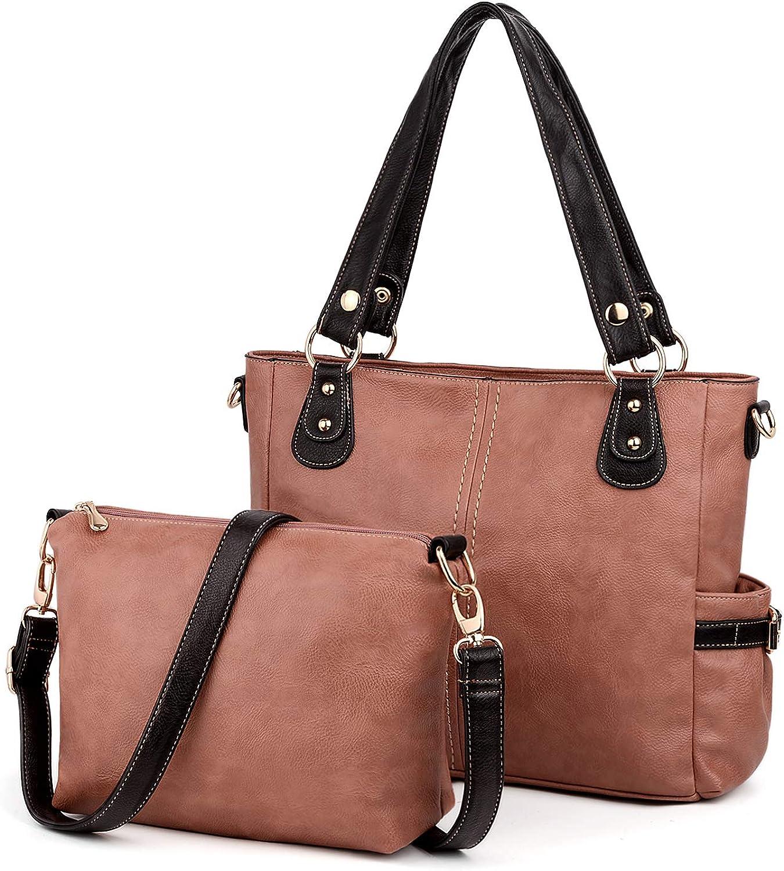 Super-cheap Marggage Vegan Leather Shoulder Bag Tote for Handbag Women Super intense SALE Cross