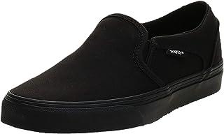 VANS Wm Asher, Women's Athletic & Outdoor Shoes, Black 186, 36 EU