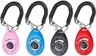 Clicker para Adiestramiento Perro, Multicolor Training