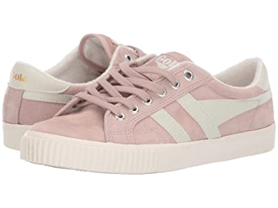 Gola Tennis Mark Cox Suede (Blossom/Off-White) Women