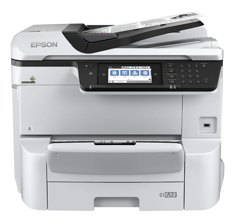 Epson Workforce Pro WF-C8690 A3 Multifunction Color Printer