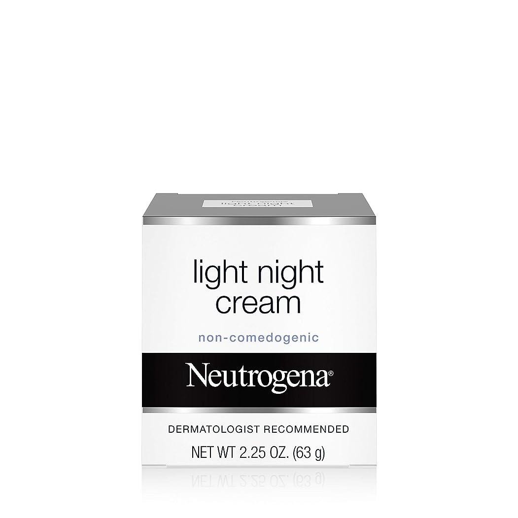 アラブサラボパイ習慣Neutrogena Light Night Cream 65 ml (並行輸入品)
