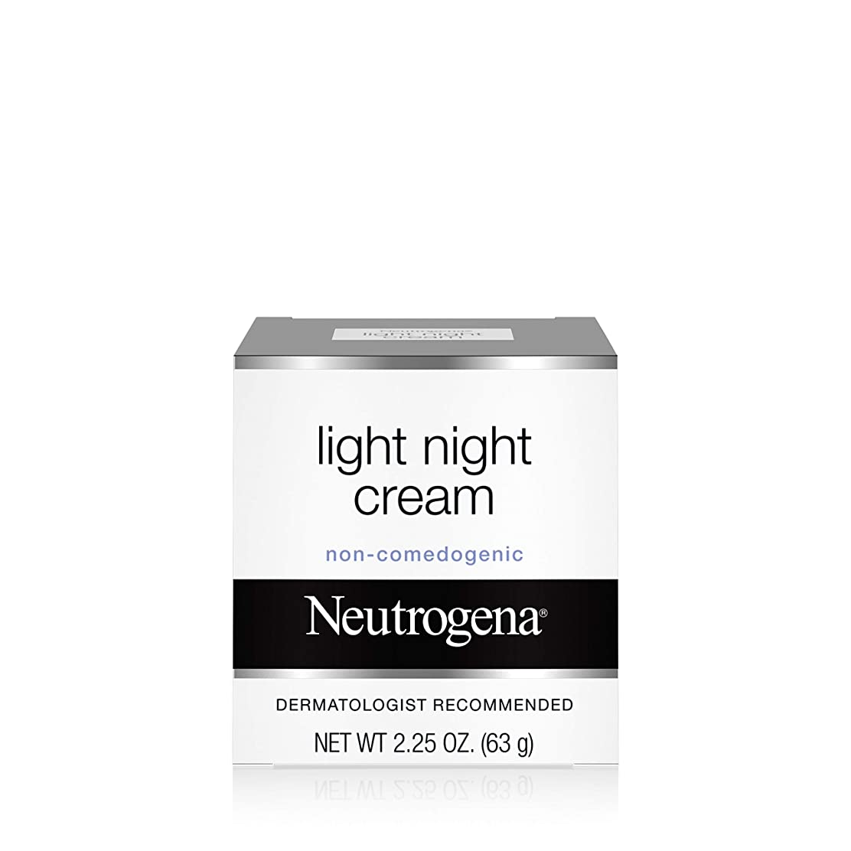 事起きて多用途Neutrogena Light Night Cream 65 ml (並行輸入品)