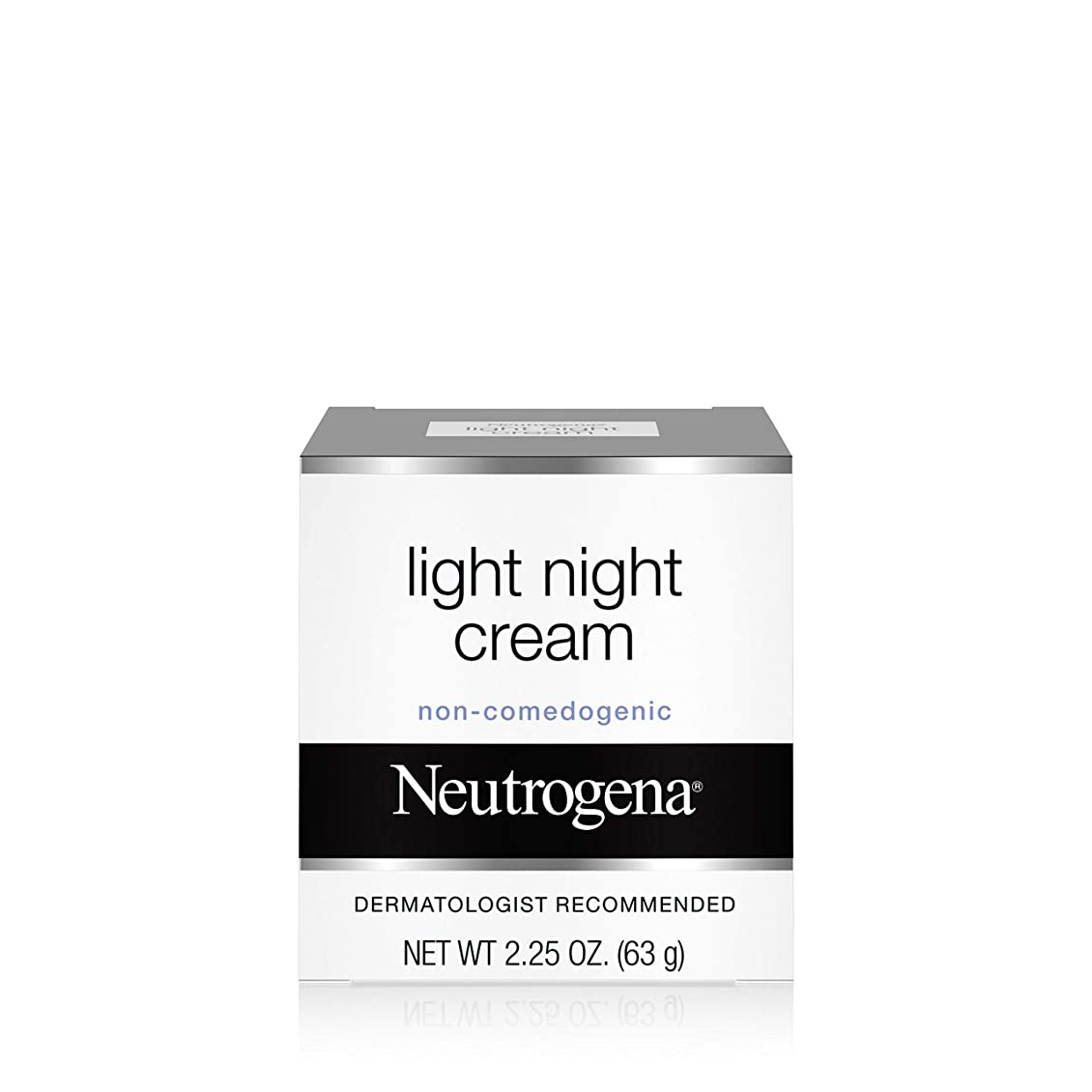 パイント啓発する拡張Neutrogena Light Night Cream 65 ml (並行輸入品)