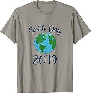 Earth Day 2019 t-shirt Earthy artwork Earth day festival