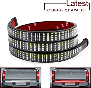LED Tailgate Light Bar, SWATOW 4x4 60