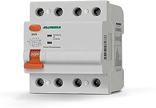 Interruptor Analógico Diferencial Residual, Idr, Alumbra, 8572, Branco