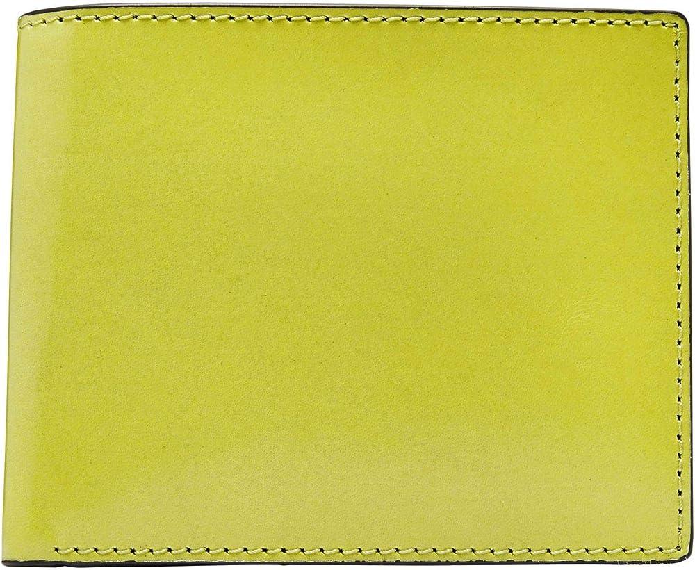 Fossil, portafoglio, porta carte di credito per uomo, in pelle ML4299327