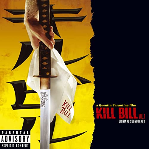 Kill Bill Vol. 1 Original Soundtrack [Explicit]