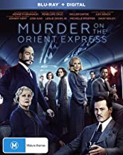 Murder on The Orient Express (2017) (Blu-ray/Digital Copy)