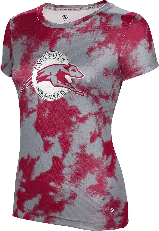 ProSphere University of Indianapolis Girls' Performance T-Shirt (Grunge)
