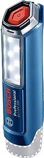 System profesjonalny 12 V firmy Bosch: lampa akumulatorowa LED GLI 12V-300 (300 lm, bez akumulatorów i ładowarki, opakowan...
