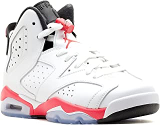 AIR Jordan 6 Retro BG (GS) 'Infrared 2014' - 384665-123 - Size 7