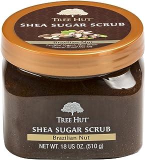 Tree Hut Sugar Body Scrub 18 Ounce Brazilian Nut Shea (532ml)