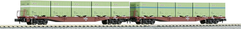 Container loading form N gauge 10-815 Job 50000 C20 A· C21 (2 cars) (japan import) B003OBQD6M Hohe Qualität und Wirtschaftlichkeit  | Haltbarkeit