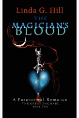 The Magician's Blood: A Paranormal Romance (The Great Dagmaru Book 2) Kindle Edition