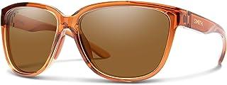 نظارة سميث النسائية 202986 ، اللون: كريستال أحمر، المقاس: 58