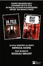 Coffret collector 2 en 1 gagnants 2017 et 2018 du prix du suspense psychologique (French Edition)