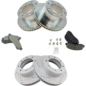 Power Stop KCOE1798 Autospecialty 1-Click OE Replacement Brake Kit with Calipers
