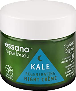 Essano Superfoods Kale Night Crème, 50g