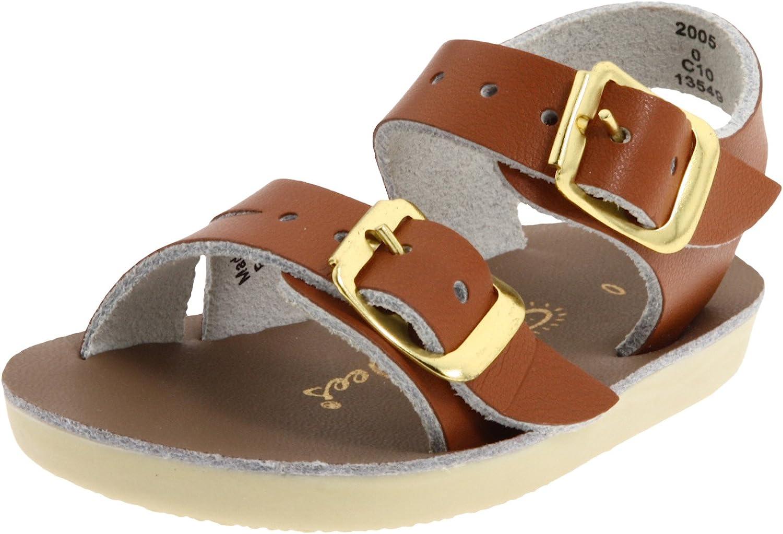 Salt Water Sandals Girls' Sea Wees Hoy Shoes
