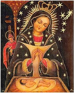 Gifts by Lulee, LLC Nuestra Senora De La Altagracia Patrona De La Republia Dominicana Tarjeta De Rezo Bendecida Por Su San...