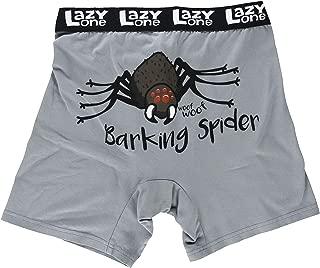 Mens Super Soft Boxer Briefs by LazyOne