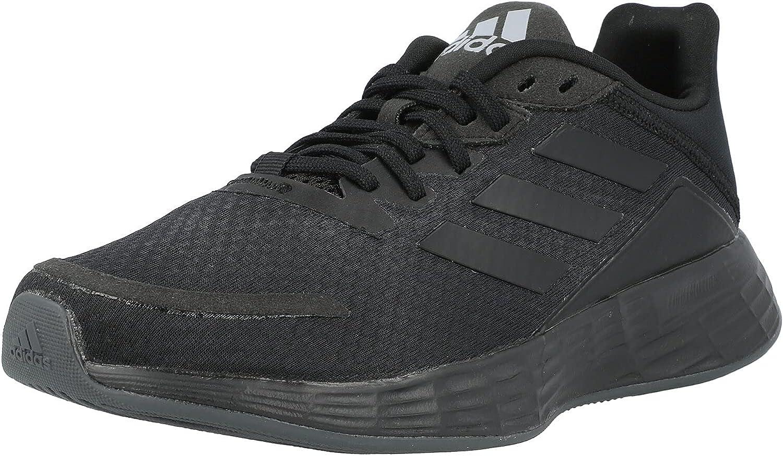 adidas Duramo SL K, Zapatillas de Running Unisex Adulto, NEGBÁS/NEGBÁS/PLAHAL, 39 1/3 EU