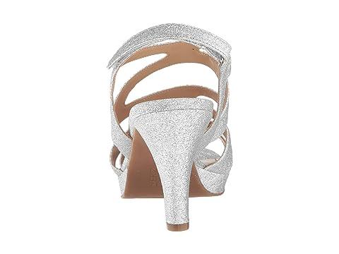 Chispa Pressley Fabricblack Leathersilver Naturalizer Glittertaupe Mini Aleación Cuero q5EnEvt