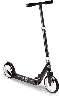 Fuzion Cityglide Adult Kick Scooter (Black) (Renewed)