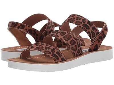 Steve Madden Kids Pascale (Little Kid/Big Kid) (Leopard) Girls Shoes