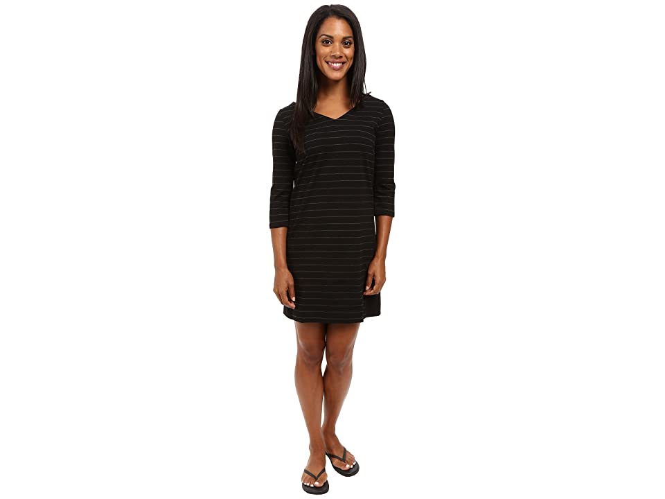 FIG Clothing Pox Dress (Black) Women